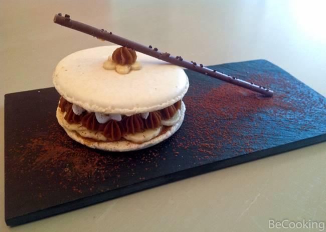 Macarons XXL Banoffee