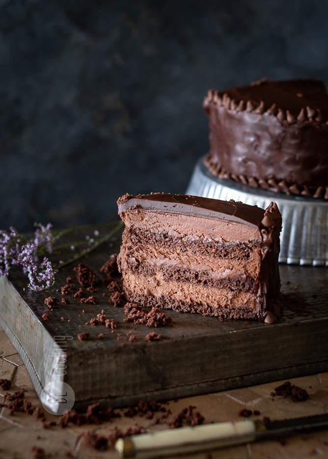 Tarta de Chocolate y Trufa
